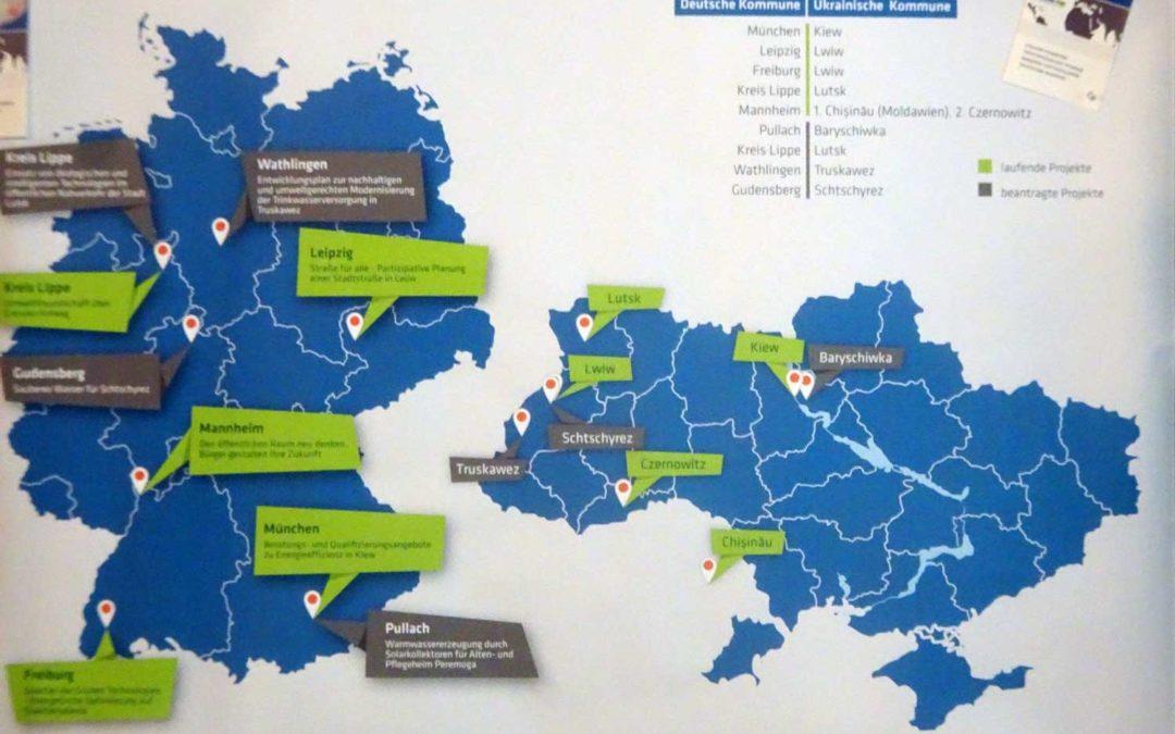 Deutsch-Ukrainische kommunale Partnerschaftskonferenz