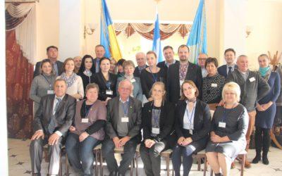 Medizinprojekt mit einer Abschlusskonferenz in Baryschiwka/Beresan beendet